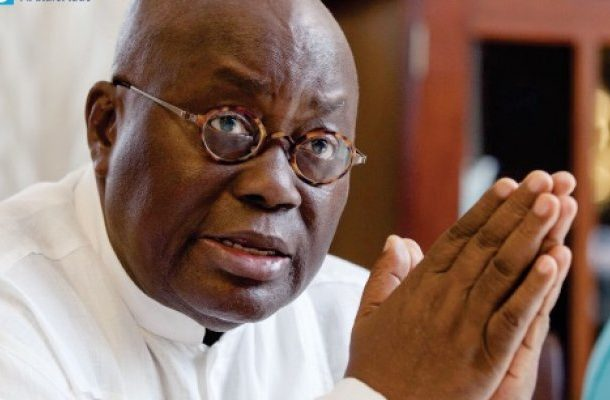 Don't depend on my ill health; we are all in the hands of God - Akufo-Addo fires NDC