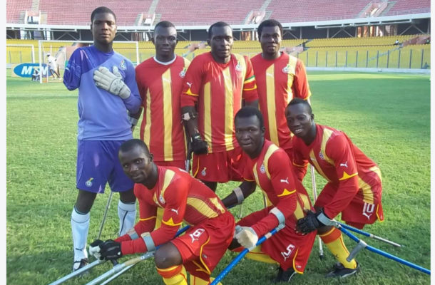NSA clears air on Amputee football