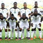 Ghana continue downward spiral in latest FIFA ranking