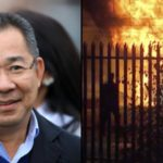 Leicester City owner Vichai Srivaddhanaprabha confirmed dead following Saturday's helicopter crash