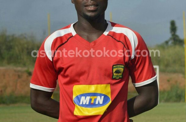 Asante Kotoko sign Abass Mohammed on a three year deal