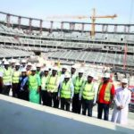 2022 World Cup: CAF delegation visits Education City stadium in Doha