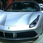 Father faces 'social boycott' for dropping off son in Ferrari