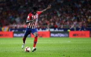 Thomas Partey: Atlético Madrid's explosive '12th man'