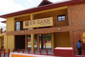 GN Bank clients storm Ndoum's hotel in wild video to demand cash