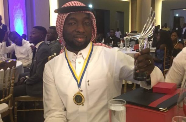 Forty under 40 Awards: Afro-Arab boss Salam Amadu wins Sports personality of the Year