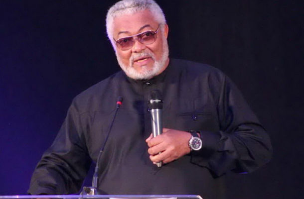 Rawlings urges AG's Department to team up with Amidu to fight corruption