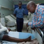 Former President Mahama offers personal apology to journalist assaulted by his security detail