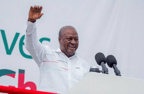 FULL LIST: Here are the names of the NDC MPs who contributed GHS600K for Mahama