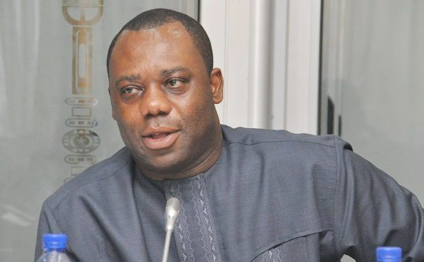 Napo is my outstanding minister in govt - Nana B