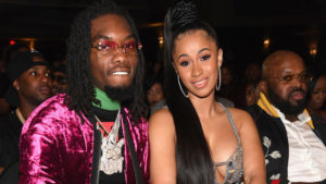 VIDEO: Rapper Offset buys Cardi B brand new Lamborghini truck ahead of her 26th birthday