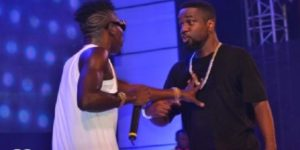 VIDEO: Shatta Wale jabs Sarkodie for beefing Asem