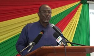 Even banks merge – Spio-Garbrah on teaming up to oust Mahama