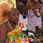 Support govt deal with 'Western Togolanders' – Togbe Afede