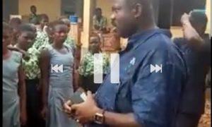 UE/R: GES suspends Tempane SHS headmaster over Akamba's video