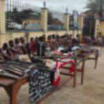 Police arrest 339 suspected criminals after a swoop in Accra