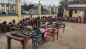 13 criminals arrested in Walewale
