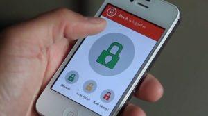 Video: Amazing!! App for opening door created