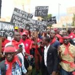 'In KNUST, lecturers, students, workers, we all fight like goats' – TEWU