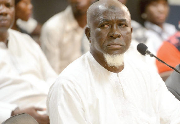 Alhaji Grusah urges Nyantakyi to appeal against 'harsh' FIFA ban