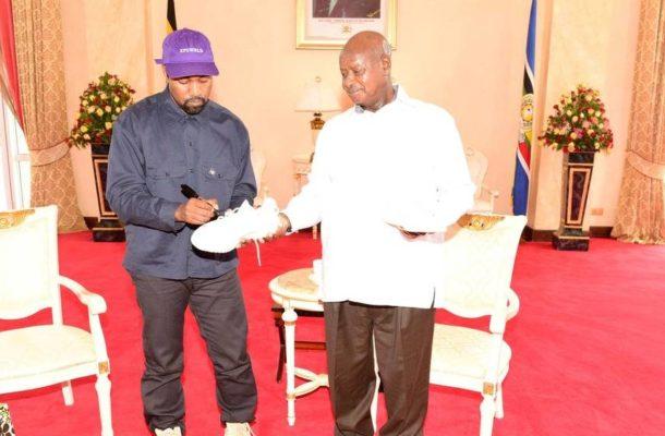 Uganda's Publicity from Kanye West's visit dwarfs Rwanda's $39.5 Million Arsenal Shirt Sponsorship
