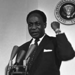 Kwame Nkrumah's speech at the founding of the OAU in 1963