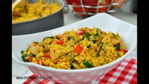 VIDEO: Perfect for a Saturday Afternoon? WATCH Tutorial for easy One-Pot Chicken & Rice Dish