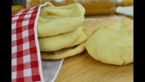 VIDEO: Here's How to make Pita Bread on Chef Lola's Kitchen