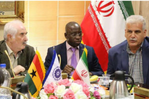 Ghana welcomes developing trade ties with Markazi Prov