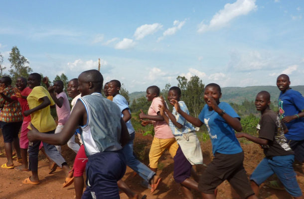 In Burundi, you can get arrested for jogging