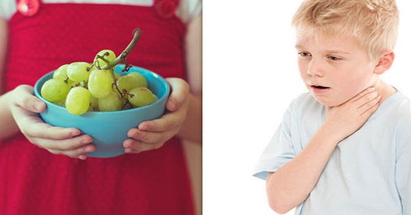 Your Child is more likely to choke on these 9 foods than any other foods