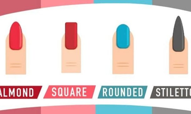 The shape of your nails reveal what kind of partner you are currently