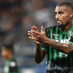 Boateng the unlikely 'Prince' in Sassuolo's Serie A fairy tale