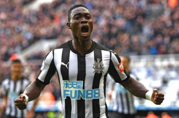 Atsu cameos as Newcastle United beat Bournemouth