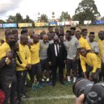 Akufo-Addo pays surprise visit to Black Stars in Addis Ababa
