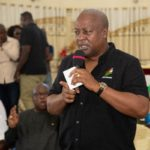Vote for me; don't even let one vote elude me – Mahama begs delegates