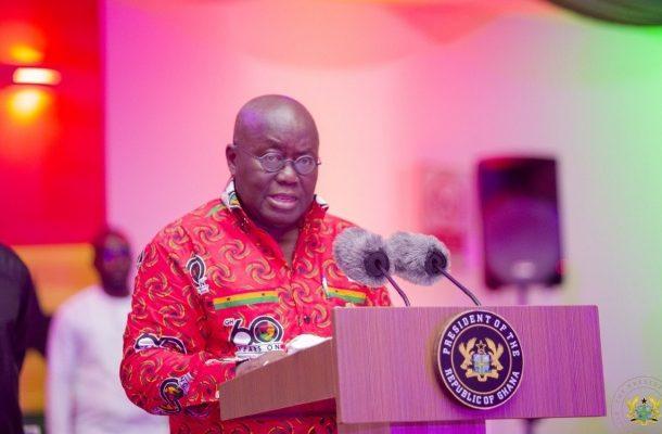 1D1F: Nana Addo inaugurates diaper manufacturing company at Bortianor