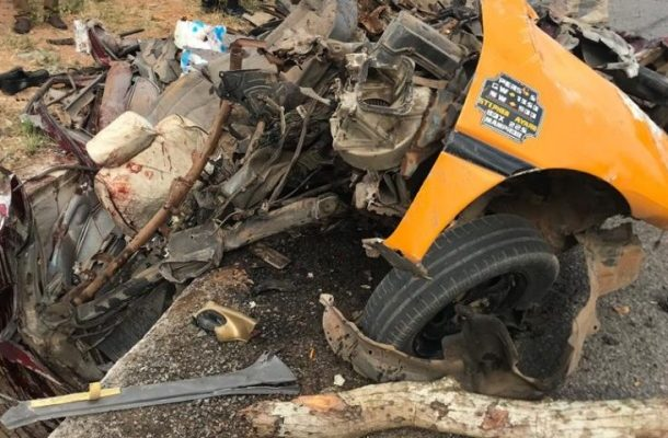TRAGIC: Truck crushes 4 relatives to death in horrific accident