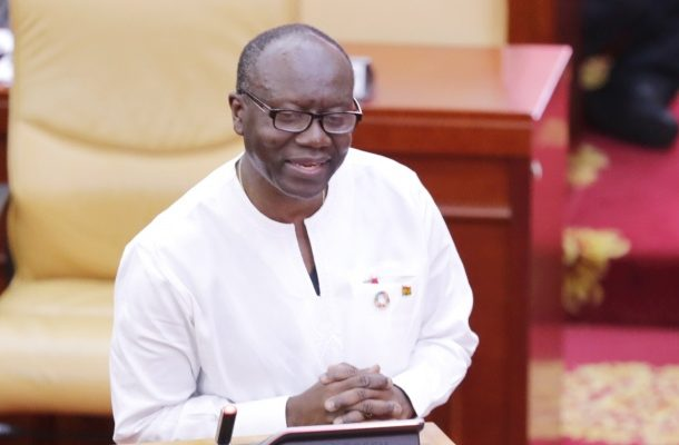 #2019Budget: Economy 24.5% larger – Ofori-Atta