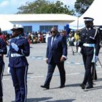 '308 cars for police; 17,418 promoted' – Akufo-Addo
