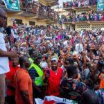 "Elect ""trustworthy, competent"" executives – Mahama charges NDC delegates"
