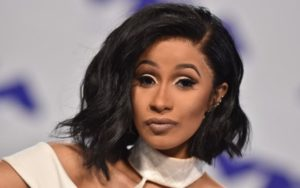 Cardi B claims her four-month-old daughter has 'no style'