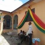 MP inaugurates 5 CHPS Compounds for constituency