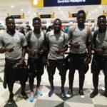 Black Stars B enplane to Namibia ahead of friendly against Brave Warriors