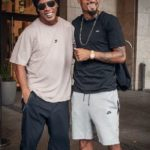 'He's a joker'- Ronaldinho reveals continuous contact with Ghana star Kevin Prince Boateng