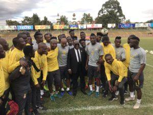 Akufo-Addo congratulates Black Queens, Black Stars, Maidens