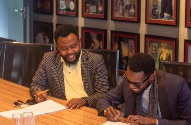 D'banj's Record Label DKM is teaming up with Sony Music Africa