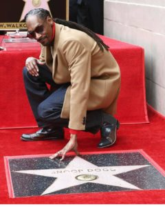 VIDEO: Snoop Dogg receives Hollywood Walk of Fame Star