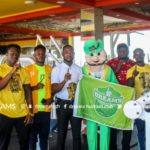 Dreams FC seal one-year partnership with Golds Gym