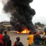 Demo at Nsuta over carnage